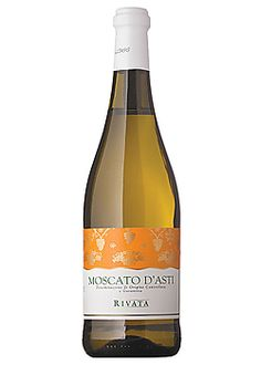 Rivata Moscato d' Asti... Really You can't go wrong with an amazing Moscato