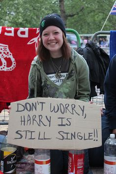 haha at least she knows what's important :)