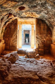 Tomb of the Kings, P