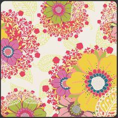 Rhapsodia - Mystic Aura in Fields - by Pat Bravo for Art Gallery Fabrics - 1 Yard