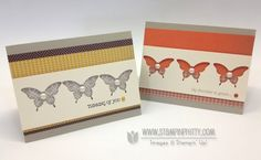 Stampin up stampinup pretty order elegant butterfly punch sweater weather gift of kindness card idea