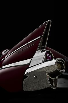 '57 Chevy bel air fin... love it