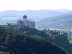 Trenčiansky hrad / Trenčín Castle, Slovakia