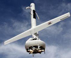 MLB V-bat :: Vertical Take Off and Landing drone
