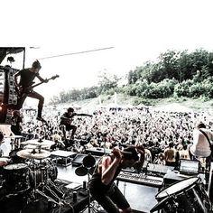 Bring Me The Horizon Warped Tour 2013