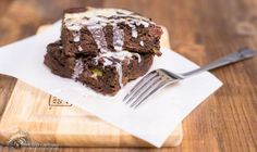 Chocolate Avocado Cake topped with Coconut Butter.  So delicious, repin if you like #paleo #gluten free #recipes