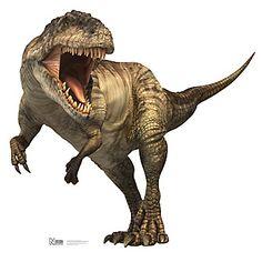Giganotosaurus Dinosaur Standee for that dinosaur theme party.