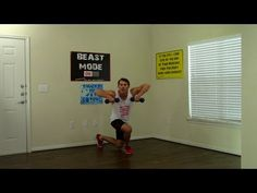 The 30 minute fat blazing weight loss workout has three separate rounds with exercises to lose weight. The first round is a cardio round wit...