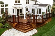 deck - Click image to find more hot Pinterest pins