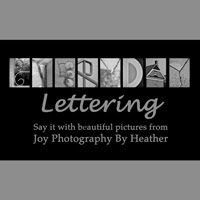 Photo Letters