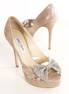 fashion shoes, jimmi choo, girl fashion, bow ties, jimmy choo, bride shoes, heels, girls shoes, choo heel