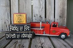 Would go perfectly in Asher's firefighter themed room