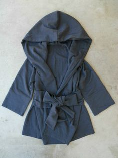 Cobblestone Hoodie in Charcoal Gray