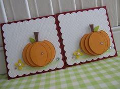 Pumpkin layers
