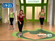 Cardio Groove n Burn Workout Videos by ExerciseTV