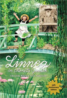 Linnea in Monet's Garden is back in print!