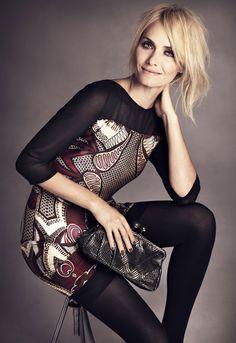 Amber Valletta: Marks & Spencers latest top model - Telegraph