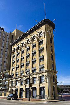 The Flatiron Building, Fort Worth, Texas