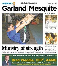 07/13 Garland/Mesquite