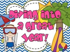 Ocean Classroom Theme: Diving into a New Year!