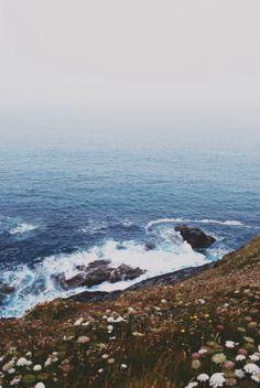 the ocean//