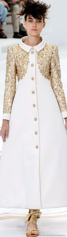 Chanel Haute Couture   F/W 2014-2015   The House of Beccaria~