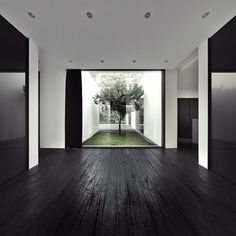 Ultra Minimal and Clean House - CZ House 10