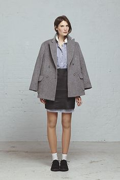 Steven Alan Fall lookbook 2013