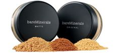Avid user and ultimate champion of Bare Minerals.