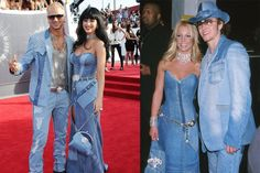 What happening last night in the world of VMA fashion?