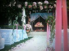 Beverly Hills wedding...Pandora's wedding