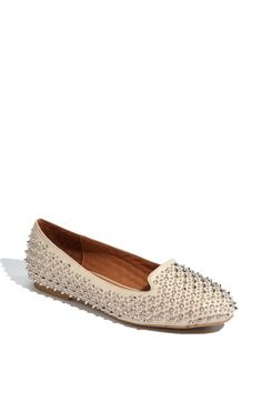 Spikes on a flat. <3