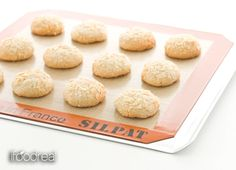 Silpat Non-Stick Baking Mat Giveaway ($30 Value) from iFOODreal. Open to US & Canada residents. Ends Nov 6/13. | iFOODreal