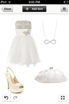 Want this to be my prom outfit.