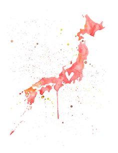Japan Love. PoppyandPinecone