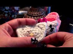 Tutorial- Crochet Hello Kitty Face