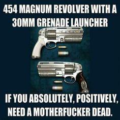 Handy during the Zombie Apocalypse...