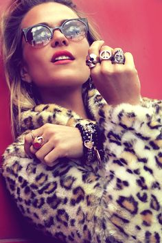 cheetah, fashion, nice sunglass, anim print, jackets