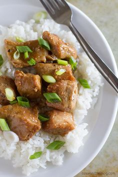 Asian Slow Cooker Pork Roast Recipe