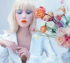 #fashion #japonese #flower