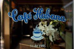 Café Habana - Always a line. Always worth it.