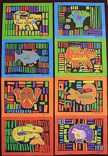 molas-hispanic art ideas