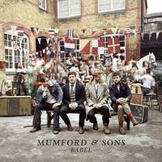 55th GRAMMY Award nominee - Album Of The Year  Babel - Mumford & Sons
