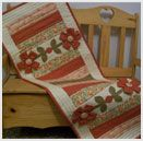 Table runners and baby quilts