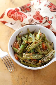 all for okra recipe