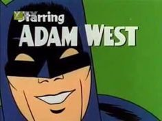 The Batman Theme Song!