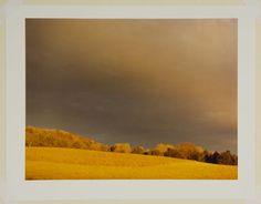 Suzanne Dworsky, Vermont Sky III, c. 1980, Harvard Art Museums/Fogg Museum.