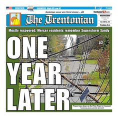 The Trentonian, published in Trenton, New Jersey USA