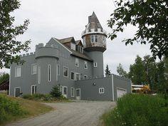 house building, castl hous, dream hous