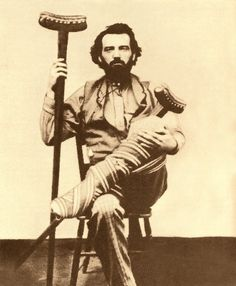 """Clay Allison participated in a number of gunfights against fellow gunslingers. The most famous of these was against outlaw Chunk Colbert, whom Allison shot in the head when the other drew his gun on him following a meal they had shared. When asked why he had eaten with a man who wanted to kill him, Allison replied, """"I wouldn't want to send a man to hell on an empty stomach."""""""